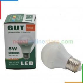 LED 5W Bulb (Screw)