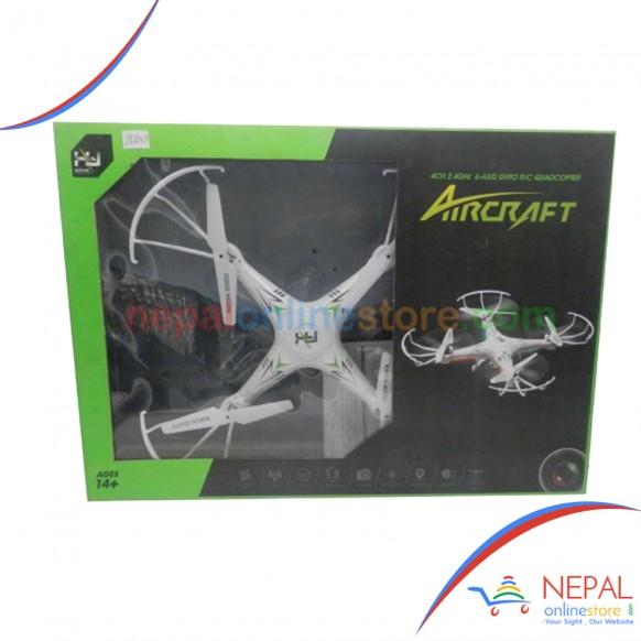 2.4 Rc Quadcopter 4