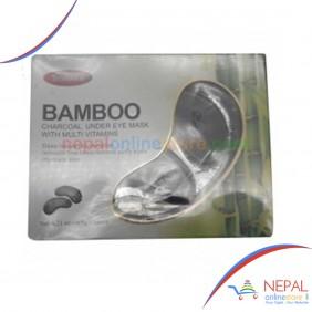 Bamboo Charcoal Under Eye Mask (Techamor)