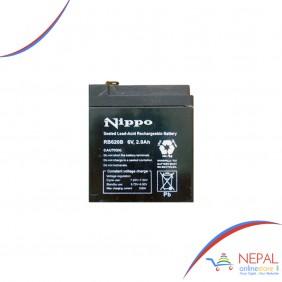 Battery NP-6V2A