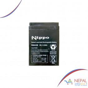 Battery NP-6V4.5A