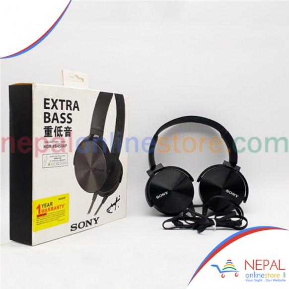 Hedphone sony Q450