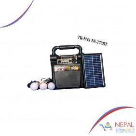 Mobile power unit and speaker