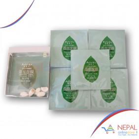 Natural Silk Mask- OULAIKA