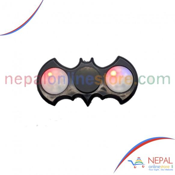 Spinner Batman Light Fidget