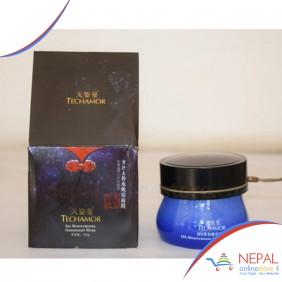 Techamor spa moisturizing goodnight mask